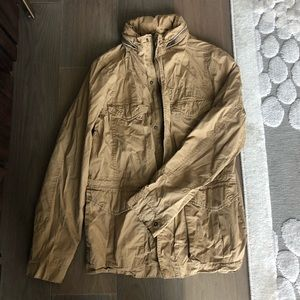 Other - Gap men's tan lightweight jacket size medium